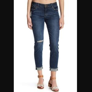 Kut From The Kloth PLUS 14W Asher Straight Jeans